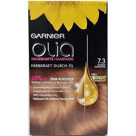 Garnier Olia 7.0 – Coloración (tono medio rubio): Amazon.es ...