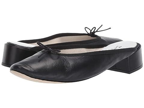 Repetto Lylia Ballerina Mule w/ Heel