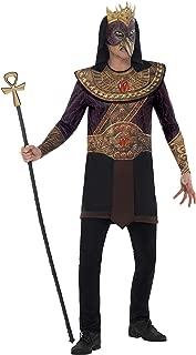 Mens Horus God Of The Sky Egyptian Fancy Dress Costume