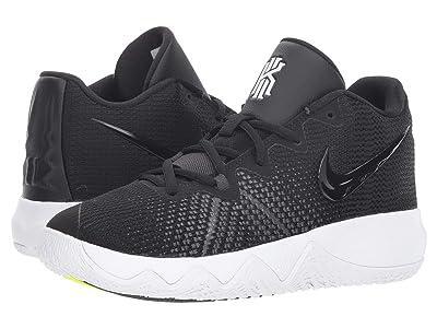 Nike Kids Kyrie Flytrap (Big Kid) (Black/Black/White/Volt) Boys Shoes