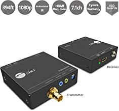 Best hdmi over coax Reviews