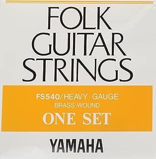 雅马哈 YAMAHA(雅马哈) 婴儿用吉他用组合弦 FS540