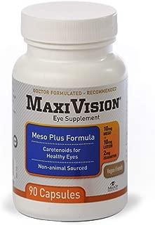 MedOp MaxiVision® Meso Plus 90 CT - 1 Bottle