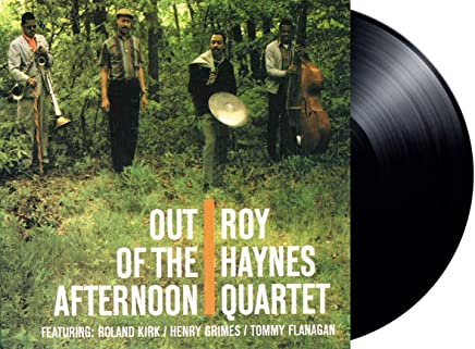 Roy Haynes Quartet - Out Of The Afternoon (2019) LEAK ALBUM