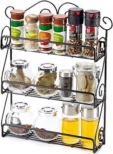 Mejor valorados en Estantes y soportes para cocina & Opiniones ...