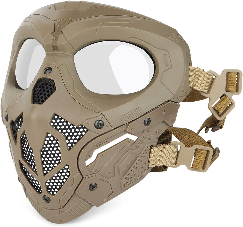 Maschera Tattica Protettiva