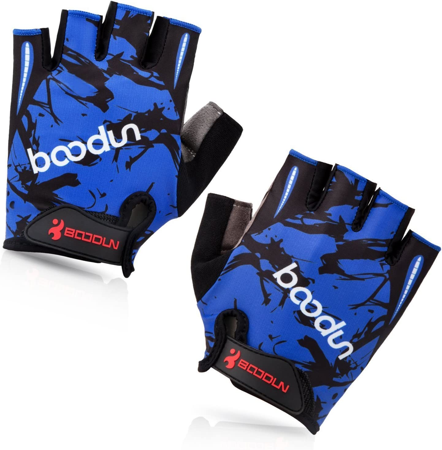 BOODUN Max 40% OFF Cycling Gloves with Shock-Absorbing Pad Breathable H Foam San Antonio Mall