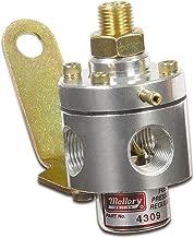Mallory 29387 Adjustable Fuel Pressure Regulator (3-12PSI Carb)