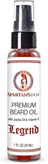 SALE | Spartans Den Premium Beard Oil For Men | Fights Itch & Dandruff, Improves Softness, Promotes Healthy Beard Growth, |
