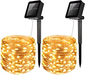 Best outdoor solar string lights for patios