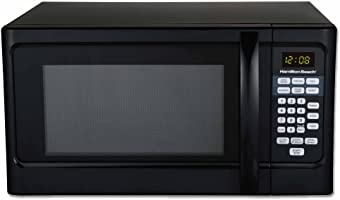Microondas p100 N30al Countertop Hamilton Beach 1.1 pies cúbicos.1000 vatios, Negro Reacondicionado (Certified Refurbished)