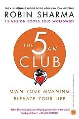 The 5 AM Club Kindle Edition