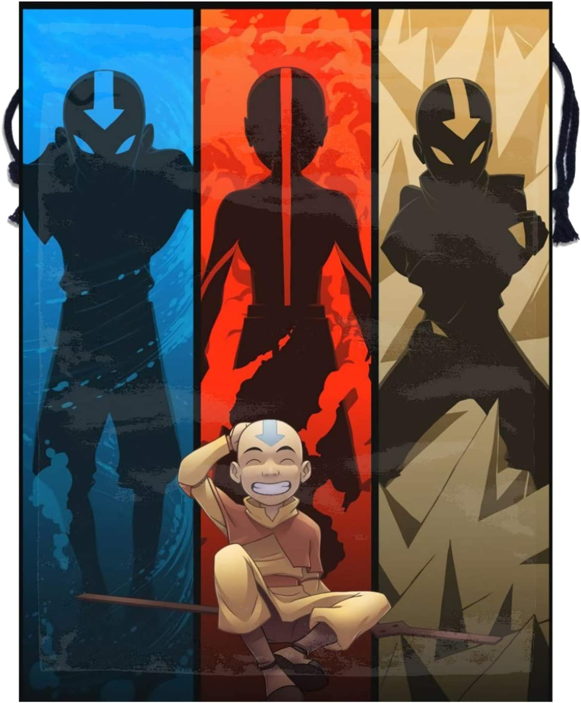 ArtPresarron Avatar The Last Airbender 5 ☆ very popular Aang Anime Conven 3dprint Inexpensive