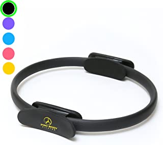 Pilates Ring - Superior Unbreakable Fitness Magic Circle for Toning Thighs, Abs and Legs