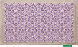 Pranamat ECO Therapeutic Manual Massage Mat (Natural Lavender)