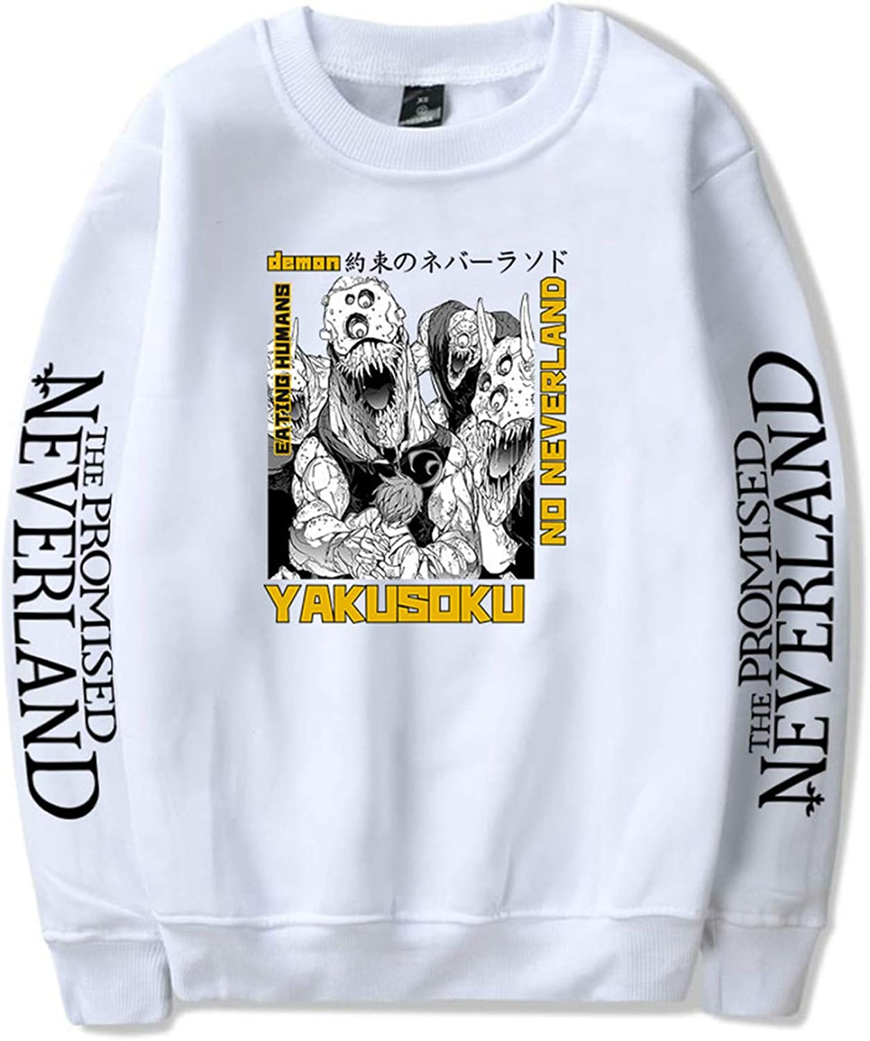 Special price for a limited time New The Promised Neverland Sweatshirt Factory outlet Man