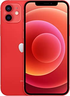 Apple iPhone 12 with Facetime - 64GB,5G (PRODUCT)RED
