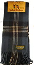 100% Lambswool Made in Scotland Scarf in Earl of St. Andrews Tartan 55 inches long