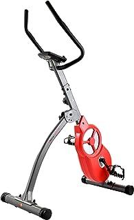 comprar comparacion Ultrasport F-Bike PRO Ergómetro, Professional Bicicleta Estática, Aparato Doméstico, Bicicleta Fitness con consola y senso...