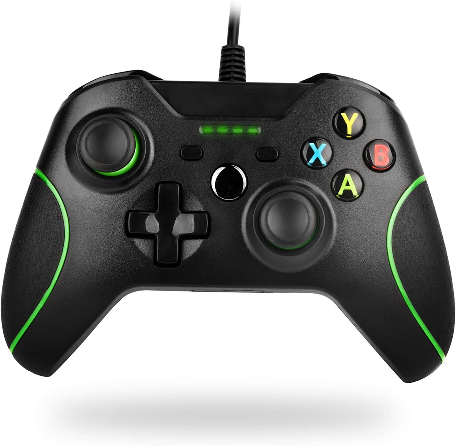 Spring new work one after another TechKen Industry No. 1 Wired Controller for Game Xbox one USB