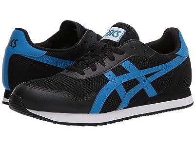 ASICS Tiger Tiger Runner (Black/Electric Blue) Men