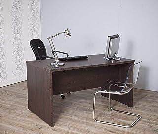 comprar comparacion Topkit Mesa Oficina Jarama 9001 wengue (Ancho 160cm)