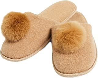 Best cashmere slippers sale Reviews