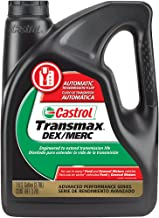 Best Castrol 03520C TRANSMAX DEX/MERC ATF, 1 Gallon Review