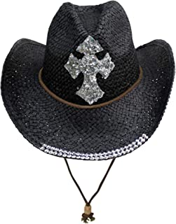 e21a23963 Amazon.com: Blacks - Cowboy Hats / Hats & Caps: Clothing, Shoes ...