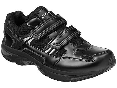 VIONIC Albert (Black Leather) Men