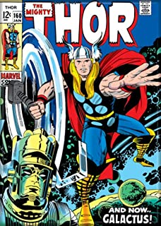 Thor # 160 Marvel Comics Refrigerator Magnet