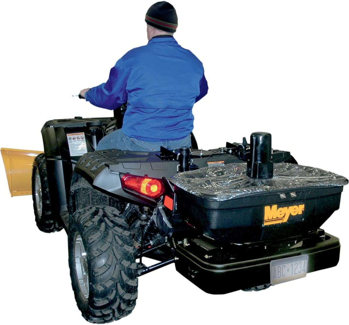 Meyer Charlotte Mall 31125 Challenge the lowest price of Japan ☆ Spreader