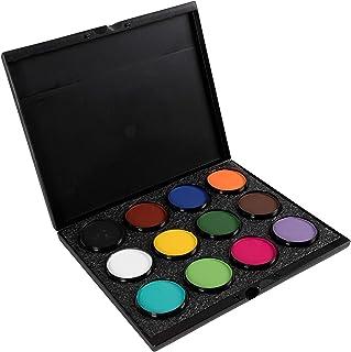 Mehron Makeup Paradise Makeup AQ ProPalette - 12 Colors
