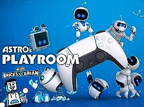 Clip: Astro's Playroom with Bricks 'O' Brian!