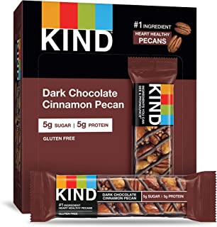 Best dark chocolate cinnamon pecan Reviews