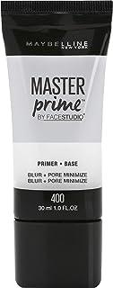 Maybelline New York Facestudio Master Prime Primer Makeup, Blur + Pore Minimize, 1 Fl Oz (1 Count)