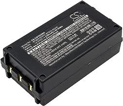 VINTRONS, Battery for CATTRON THEIMEG Easy u. Mini, TH-EC 30 u. 40(2500mAh)