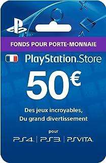 PlayStation Live Cards - 50 euros