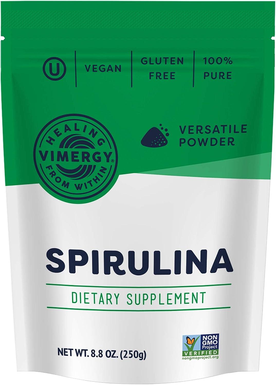 Vimergy Super-cheap USA Grown Spirulina depot
