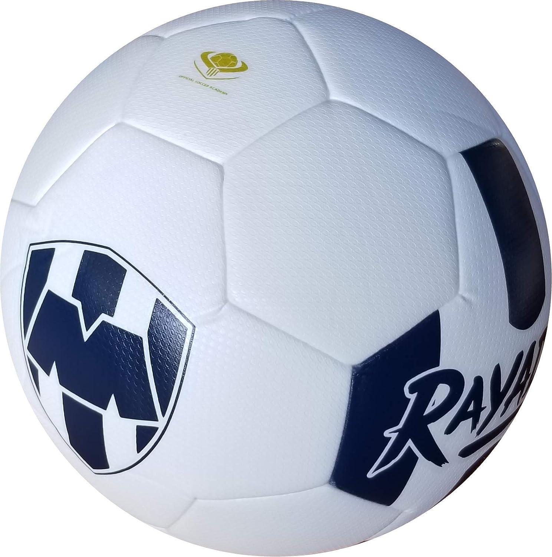Academy CF Monterrey Rayados Hybrid Official Reservation Size Sacramento Mall 4 Soccer Ball