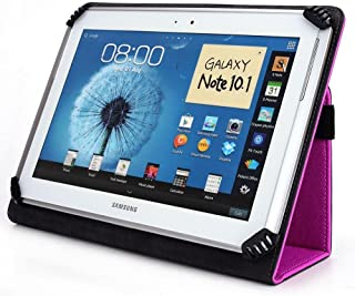 Vulcan Journey 7 Inch Tablet Case, UniGrip Edition - HOT Pink - by Cush Cases