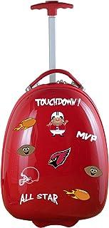 NFL Kids Lil' Adventurer Luggage Pod, NFL Arizona Cardinals Kids Lil' Adventurer Luggage Pod, NFACL601_RED, RED, 4.8