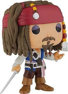 Funko Pop Disney: Pirates-Jack Sparrow Action Figure