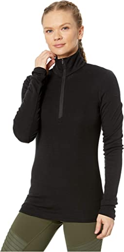 175 Everyday Merino Baselayer Long Sleeve 1/2 Zip