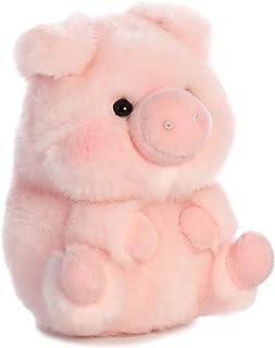 "Aurora - Rolly Pet - 5"" Prankster Pig, Pink"