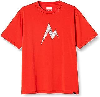 [マーモット] Tシャツ Big Naked Dot-M H/S Tee / ビッグネイキッドドットエムハーフスリーブティー メンズ