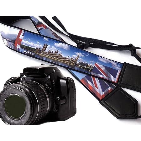 Big Ben camera strap London camera strap City view DSLR  SLR Camera Strap Camera accessories by InTePro