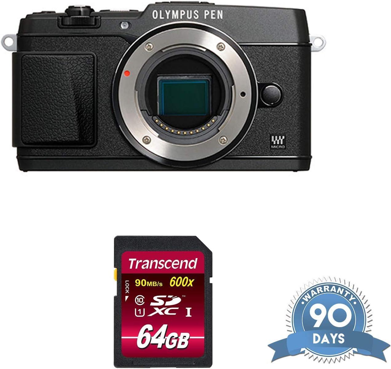 2021 new Olympus Pen Baltimore Mall E-P5 Mirrorless Micro Four Bod Digital Camera Thirds