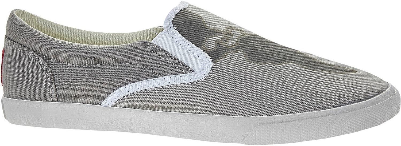 Bucketfeet Nomad Grey Slip On shoes Women's 9