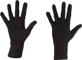Icebreaker Merino - Unisex Oasis Glove Liners, Black